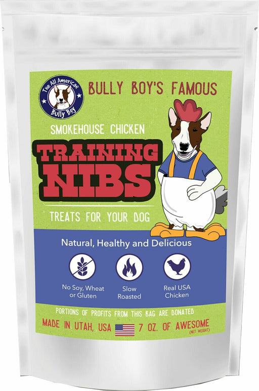 Bully Boy | Bully Boy Chicken Nibs 7 oz