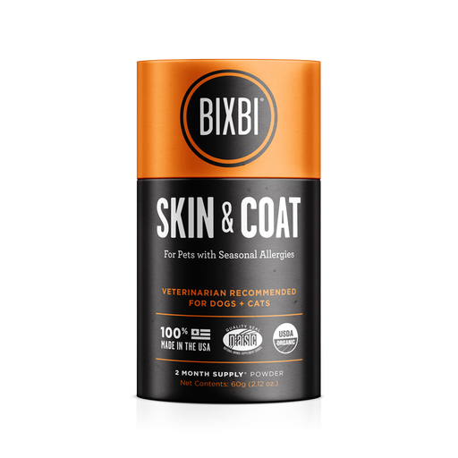 BIXBI | Skin & Coat Supplement