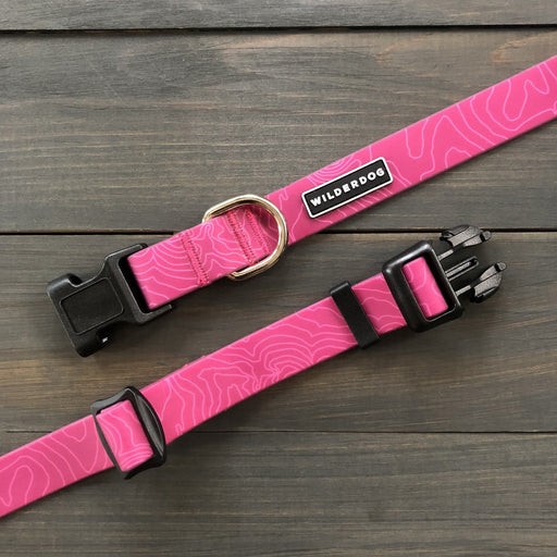 Wilderdog | Plum Waterproof Collar