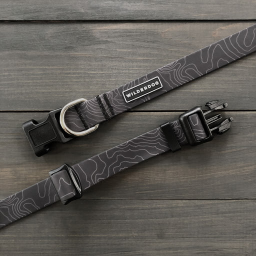 Wilderdog | Black Waterproof Collar