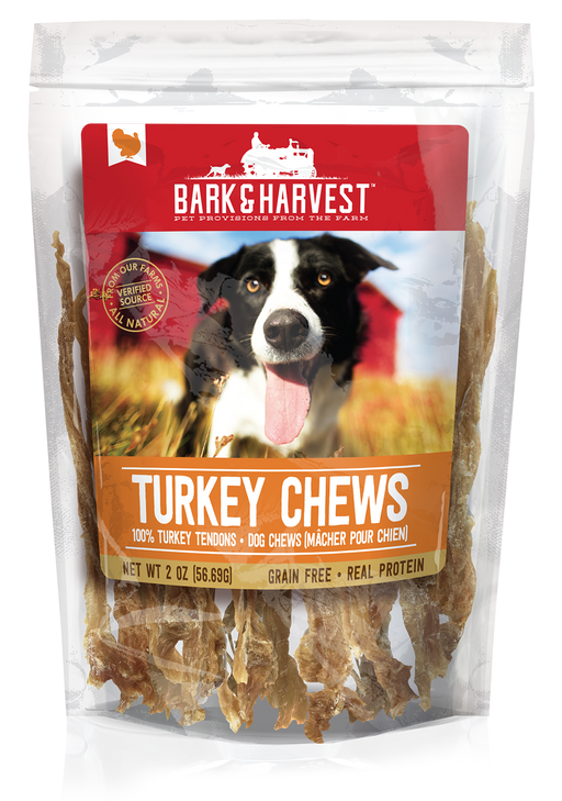 Bark & Harvest | Turkey Tendons