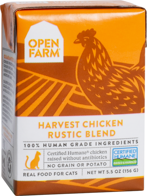 Open Farm | Harvest Chicken Rustic Blend for Cats