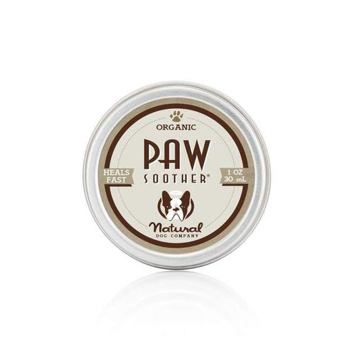 Natural Dog Company | Paw Soother Tin 2 oz