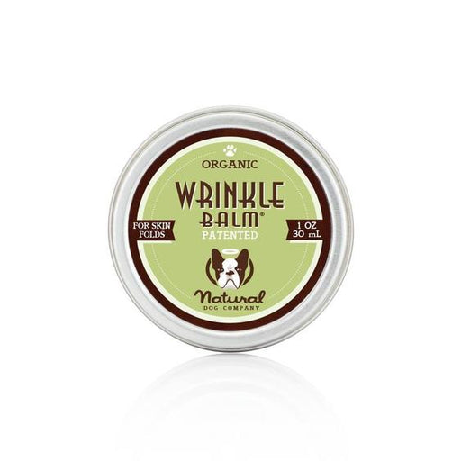 Natural Dog Company | Wrinkle Balm Tin 2 oz