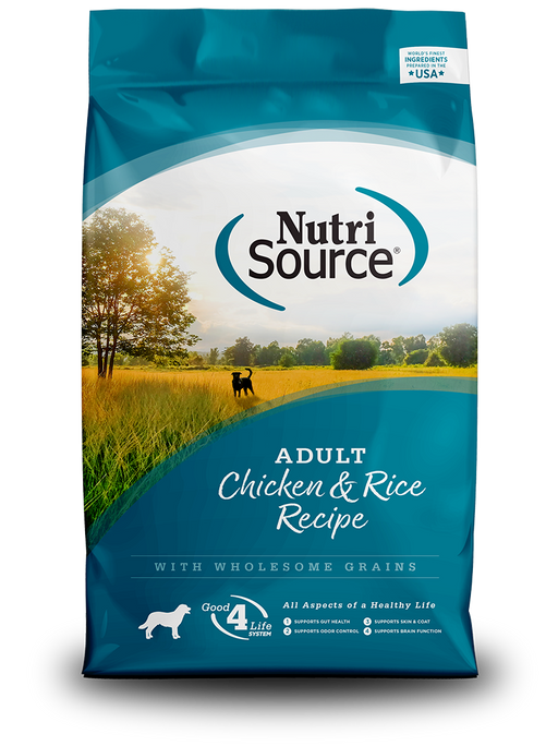 NutriSource | Chicken & Rice Formula