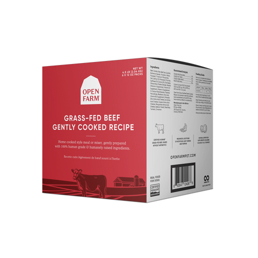 Open Farm | Gently Cooked Beef (frozen)