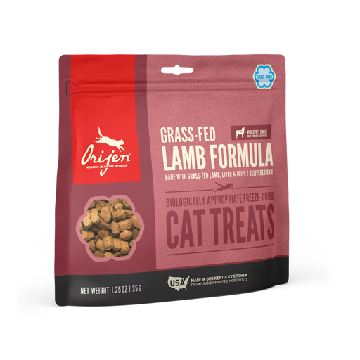 Orijen | Grass-Fed Lamb Freeze-Dried Cat Treats 1.25 oz