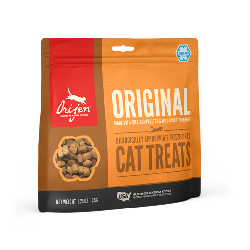 Orijen | Original Freeze-Dried Cat Treats 1.25 oz