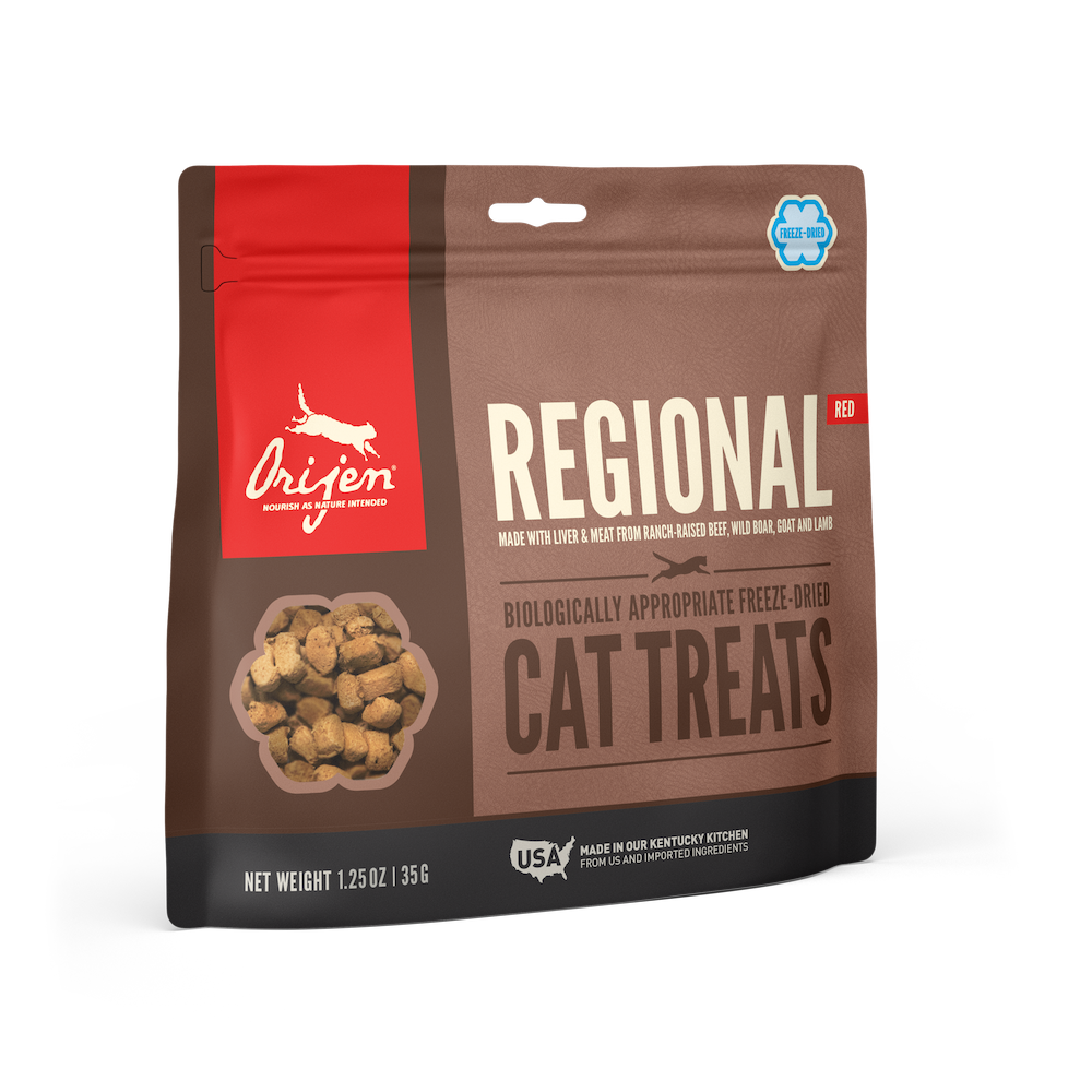 Orijen | Regional Red Freeze-Dried Cat Treats 1.25 oz