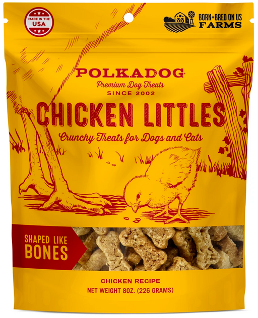 Polkadog | Chicken Littles Dog & Cat Treats