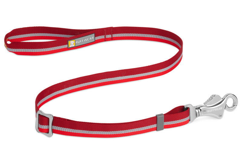 Ruffwear | Patroller Leash™, Kokanee Red