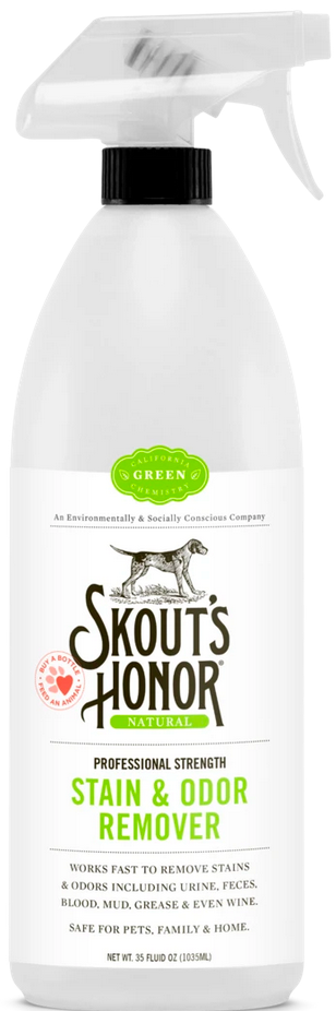Skout's Honor | Stain & Odor Remover 32 oz