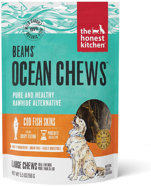 The Honest Kitchen | Beams Ocean Cod Skin Chews