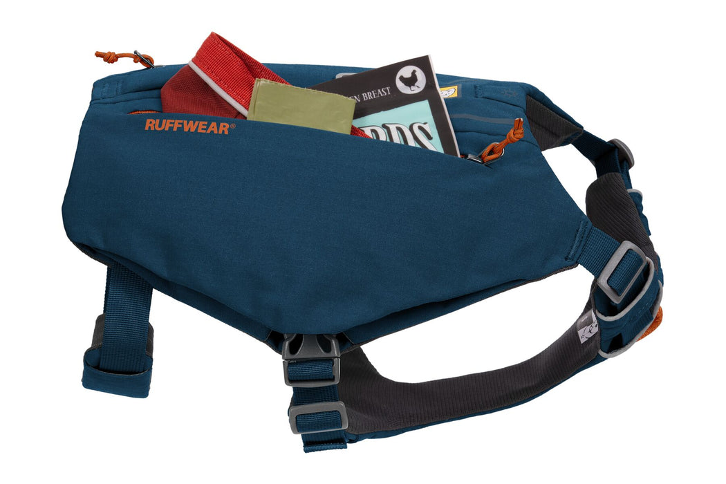 Ruffwear | Switchbak™ Dog Harness w/ Pockets - Blue Moon