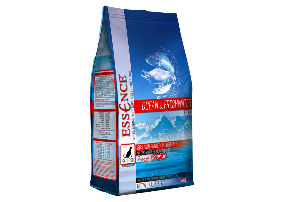Essence | Ocean & Freshwater Dry Cat Food