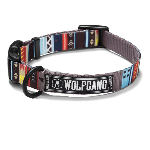 Wolfgang Man & Beast | NativeLines Dog Collar