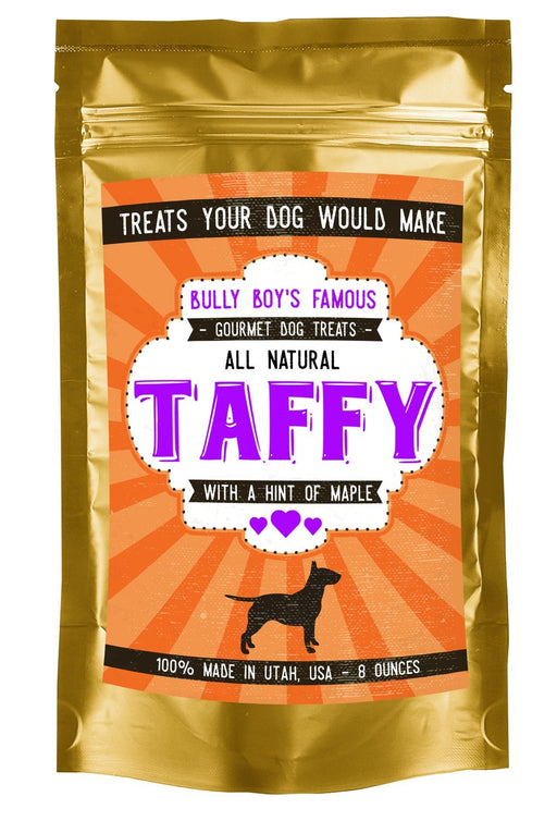 Bully Boy | Maple Bully Taffy - 8 oz