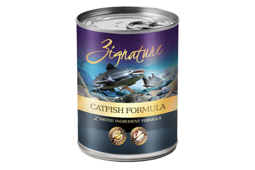 Zignature | Catfish Formula Canned Dog Food 13 oz