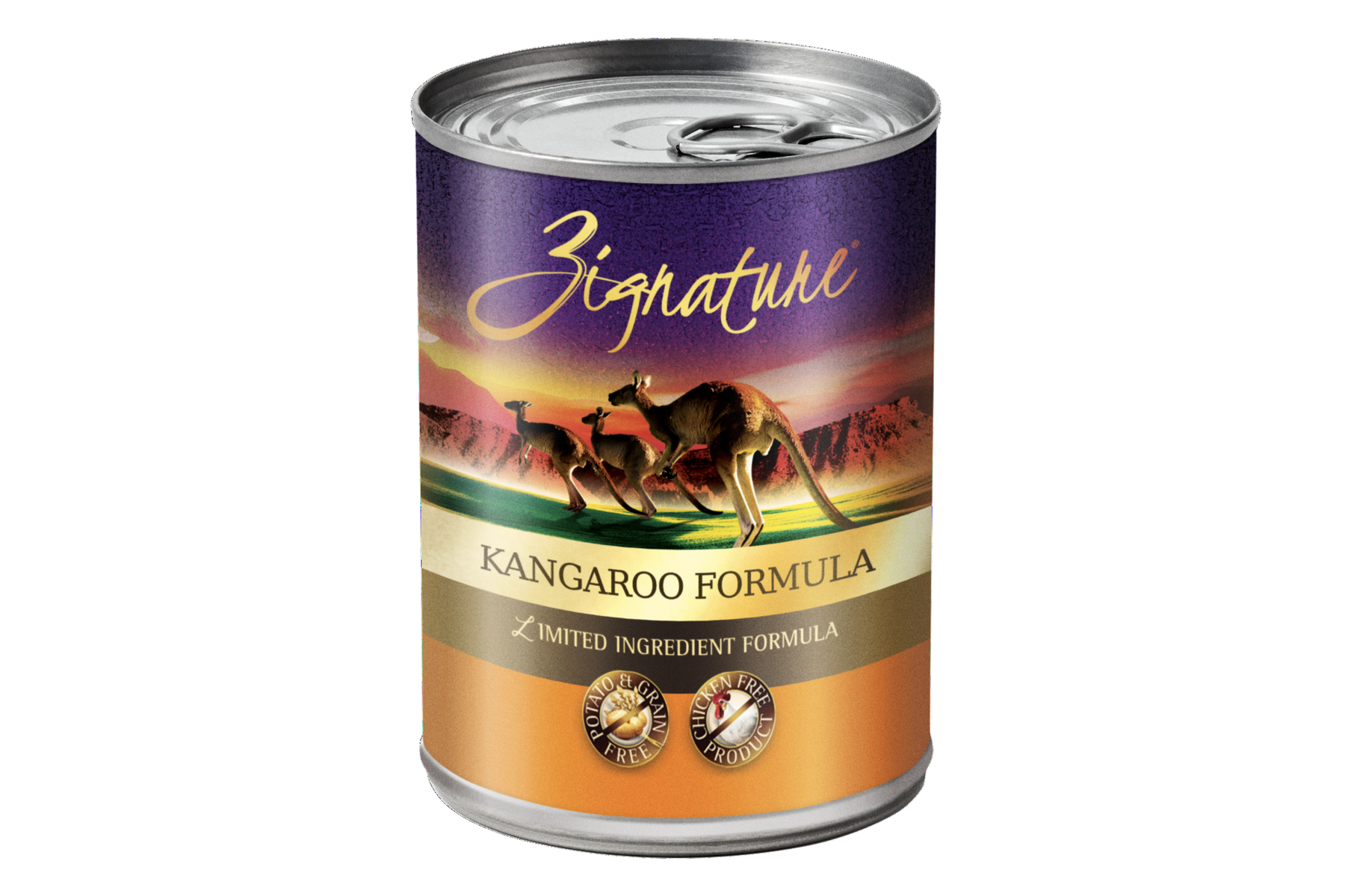Zignature | Kangaroo Formula Canned Dog Food 13 oz