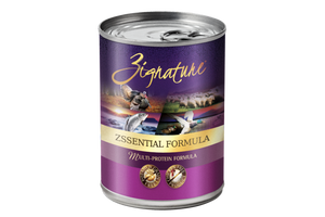 Zignature | Zssential Formula Canned Dog Food 13 oz