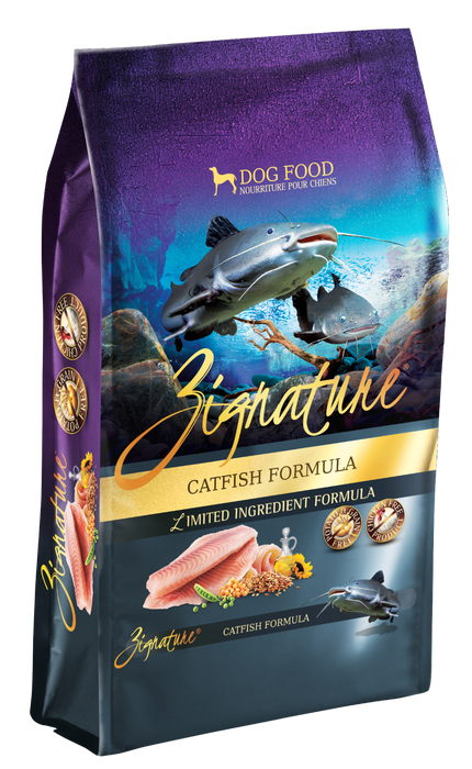 Zignature | Catfish Grain-Free Dry Dog Food