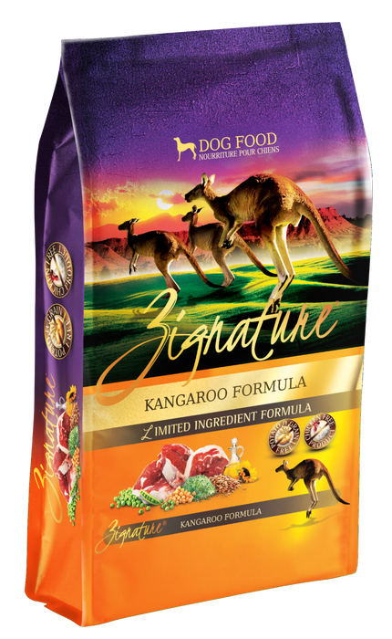 Zignature | Kangaroo Grain-Free Dry Dog Food