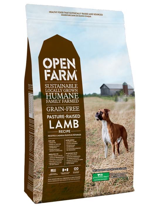 Open Farm | Pasture Raised Lamb Grain-Free Dog Food