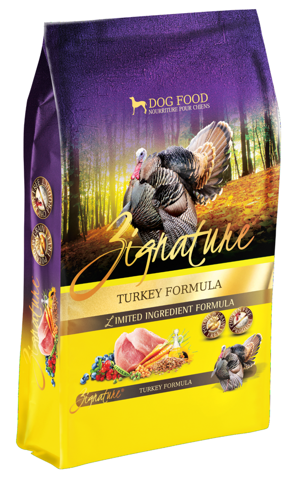 Zignature | Turkey Grain-Free Dry Dog Food