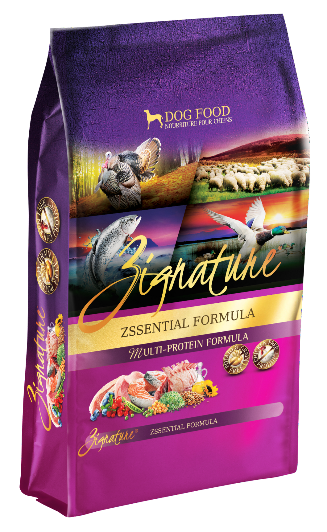 Zignature | Zssential Grain-Free Dry Dog Food