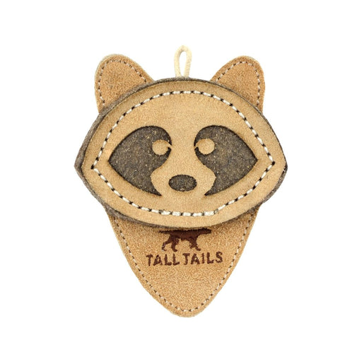 Tall Tails | Wool Racoon Toy