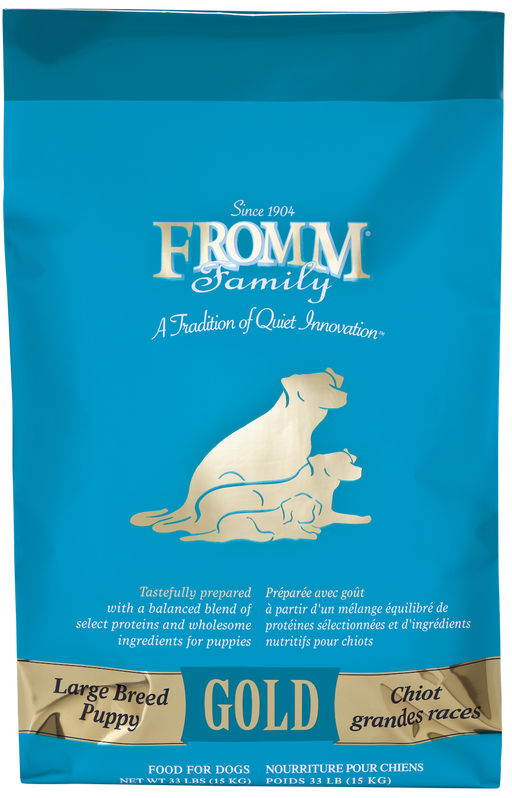 Fromm |Large Breed Puppy Gold Dry Dog Food