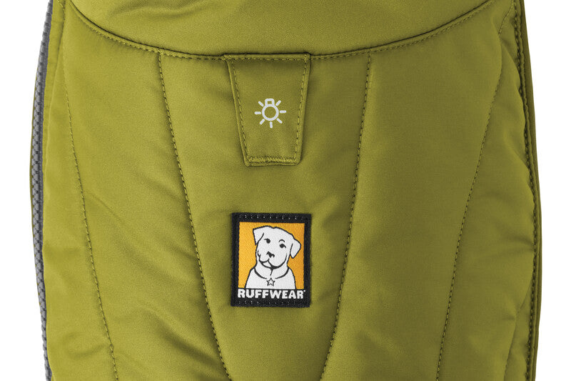 Ruffwear | Powder Hound™ Jacket Forest Green
