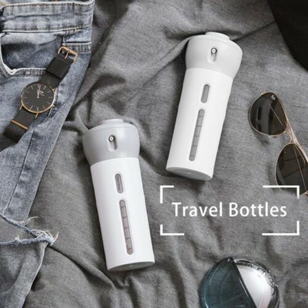 Travel Dispenser (Buy 2 and get Free Shipping)