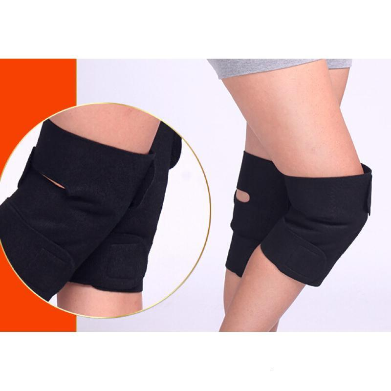 Self-Heating Tourmaline Knee Pads