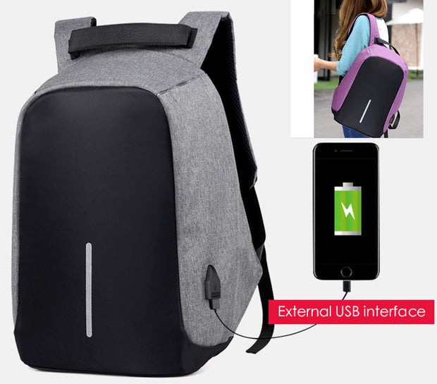 Super Safe Backpack