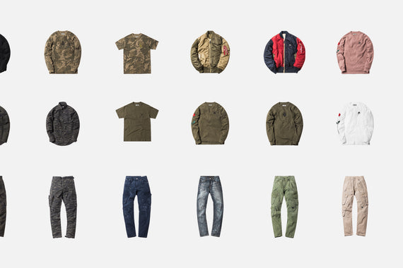 A Closer Look at Kith Military
