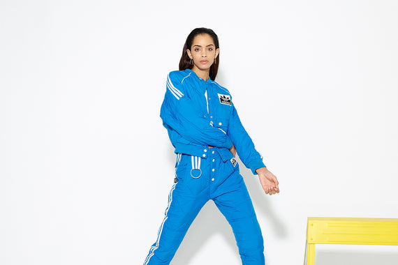 Kith Editorial For Olivia Oblanc x adidas Originals