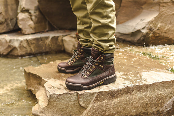 Kith Launches Timberland Field Boot 'Hazel Highway' Pack