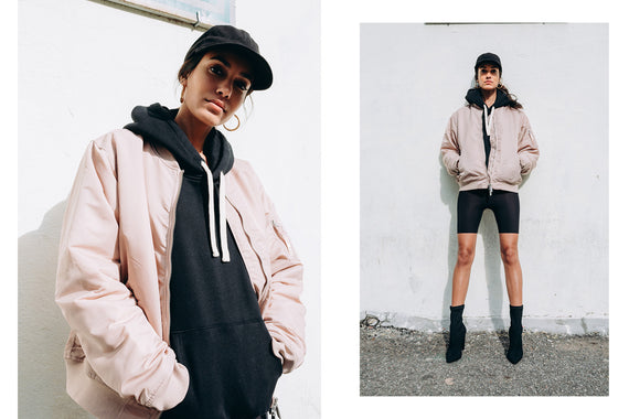 Kith Women Astor Bombers Available Now