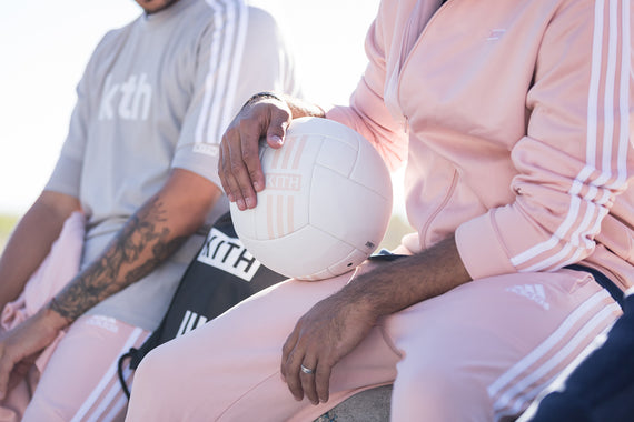 Kith x adidas Soccer Flamingos Lookbook