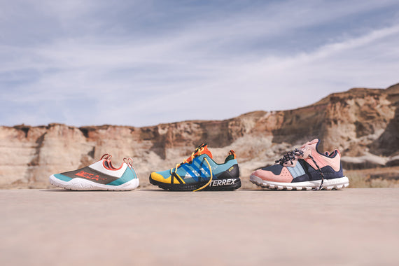 Kith x adidas Terrex EEA Collection