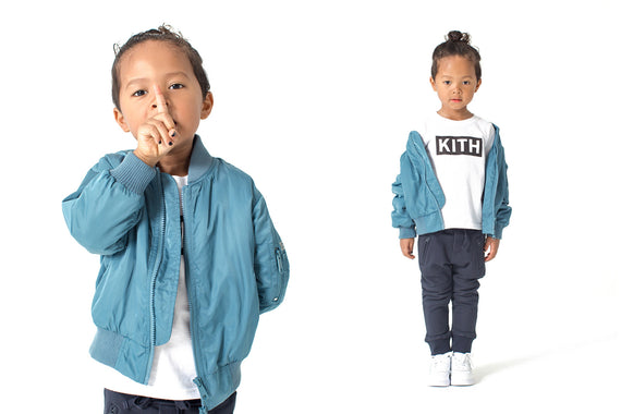 Kidset Chapter 1 Lookbook