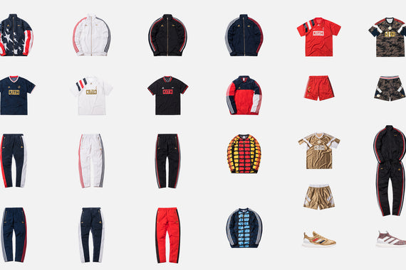 A Closer Look at Kith x adidas Soccer Chapter 3
