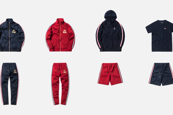 A Closer Look at Kith x Bergdorf Goodman Collection IV