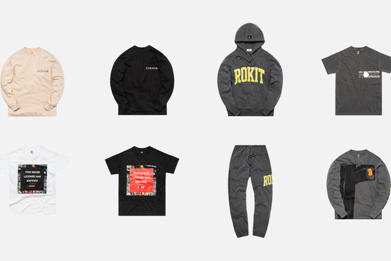 Rokit Fall 2018, Delivery 2