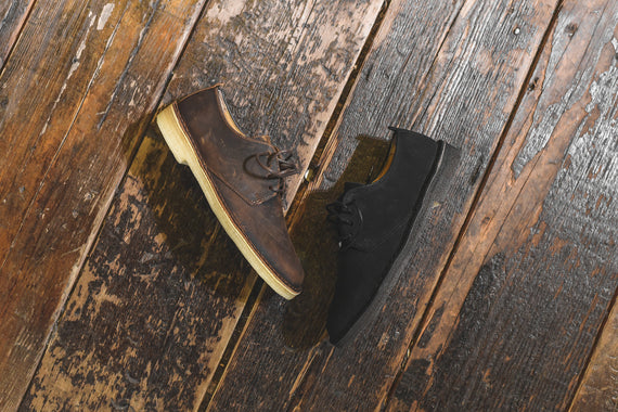 Clarks Desert London Low Pack