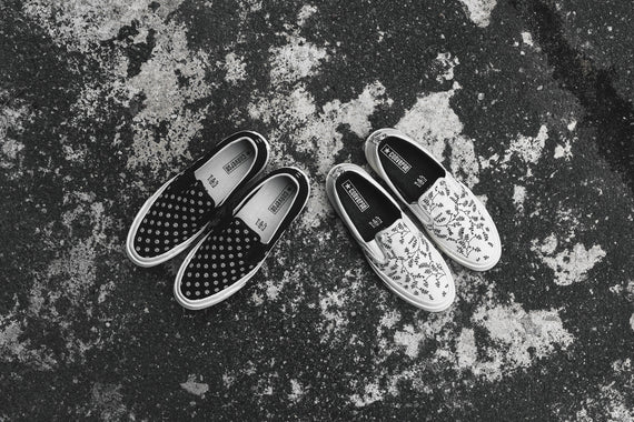 Converse Deck Star Slip '67 May Flowers Pack