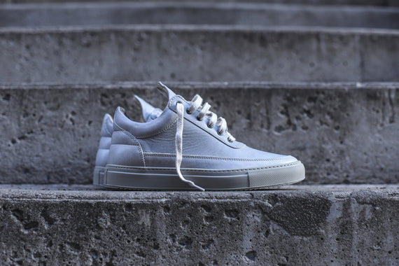 Filling Pieces Low Top - Dirty Grey