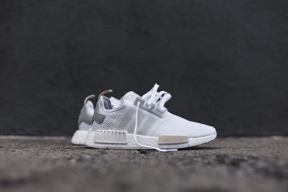 adidas Originals WMNS NMD R1 - White / Tact Green