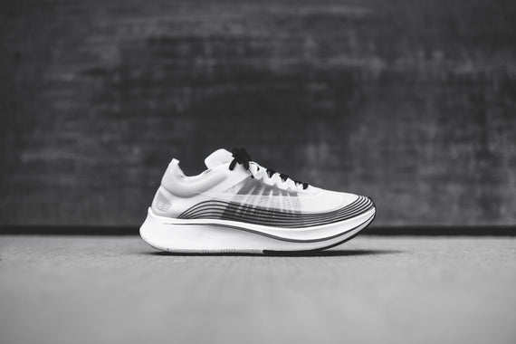 NikeLab Zoom Fly SP -  Summit White / Black / White